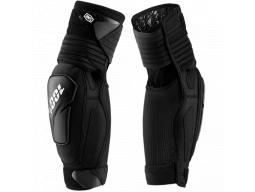 Chrániče loktů 100% FORTIS Elbow Guard Black