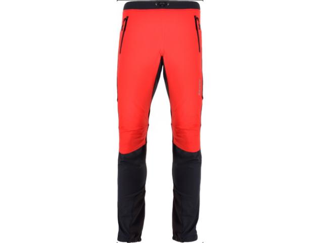 Kalhoty Silvini SORACTE MP1144 Black/Red