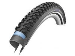 Plášť Schwalbe Marathon Plus MTB 29x2.25 SmartGuard černá+reflexní pruh