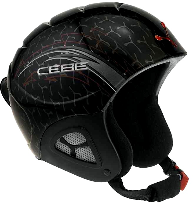 Helma Cébé PLUMA JUNIOR BASICS Black Racing Silver Red model 2011/12