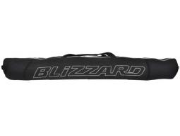 Vak na lyže Blizzard SKI BAG PREMIUM  2 páry 160-190 cm Black Silver