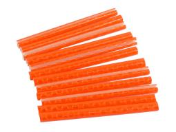 Reflexní trubička Profil JY-1201 oranžové (cena za 1ks)