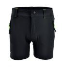 Dětské kalhoty Silvini ARVO CP813 black-green