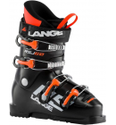 Lyžařské boty Lange RSJ 60 Black/Orange Fluo, 19/20