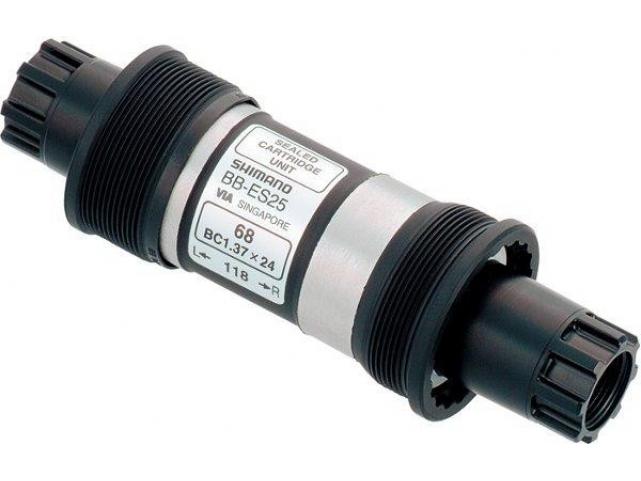 Středová osa Shimano HOLLOWTEC BSA 73-126mm
