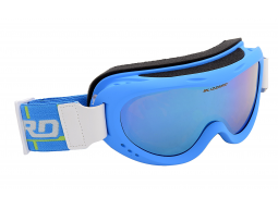 Lyžařské brýle Blizzard 907 MDAZO Neon Blue Matt model 2015/16