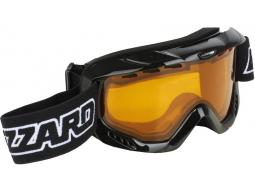 Lyžařské brýle Ski Gog. 911 DAV, black matt, amber1