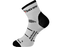 Ponožky Silvini ORATO UA445 White