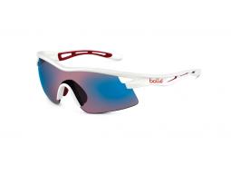 Sluneční brýle Bollé VORTEX Shine White Rose Blue