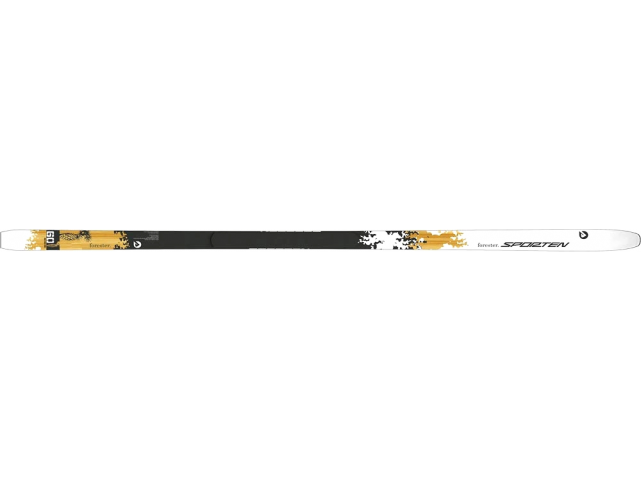 Běžky Sporten FORESTER WAX Hladká Skluznice model 2013/14