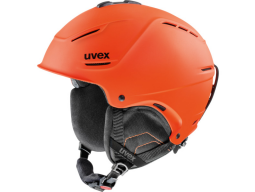 Helma Uvex P1US Darkorange Mat