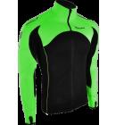 Mikina Silvini MATESE MJ712 Black/Green