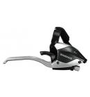 Řadící brzdová páka Shimano ALTUS ST-EF51 MTB/trek pro V-brzdy pravá 8 rychl 2 prstá stříbrná