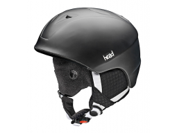 Lyžařská helma Head Rebel Black model 2015/16