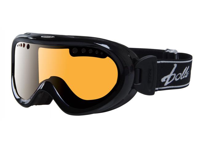 Lyžařské brýle Bollé NEBULA Shiny Black Vermillon Gun model 2011/12