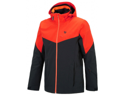 Bunda Ziener Toccoa Man Ski Jacket Black/Red, 19/20