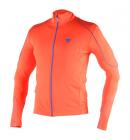 Mikina Dainese FLEECE Man Full Zip E1 Light Red Sky Blue model 2015/16