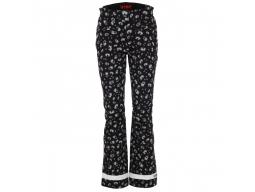 Kalhoty Vist Lia Leopard Ins Ski Pants Leo Bl/wh