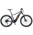 Elektrokolo KTM MACINA ACTION 271 Black Matt(Black+or glossy), 2020