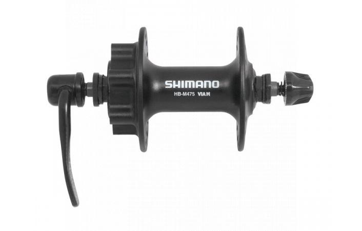 Náboj Shimano přední FH-M475 32děr černý