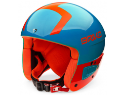 Helma Briko VULCANO FIS 6.8 JR Shiny Sky Blue Orange, 2018/19