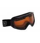 Lyžařské brýle Blizzard 906 DAV Unisex Black Shiny Orange model 2013/14
