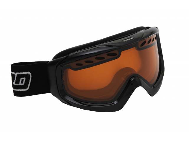 Lyžařské brýle Blizzard 906 DAV Unisex Black Shiny Orange model 2013/14