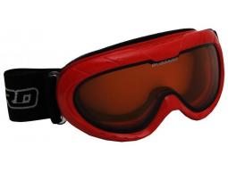 Lyžařské brýle Blizzard 902 DAO Kids/Junior Red Shiny Amber model 2013/14