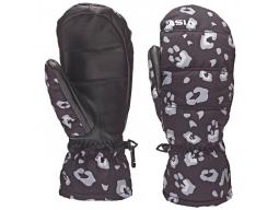 Lyžařské rukavice Vist Wild Leopard Gloves Black model 2016/17