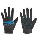 Rukavice GIANT PODIUM Gel LF Gloves-black/blue