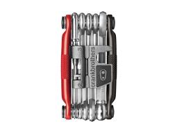 Nářadí CRANKBROTHERS Multi-17 Tool Black/Red