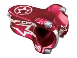 Představec Spank SPIKE RACE 31,8/50mm červený