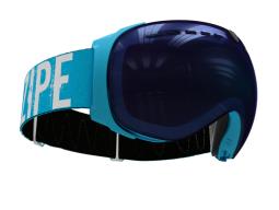 Lyžařské brýle DR.ZIPE HEADMASTER L VII Blue Brown model 2016/17