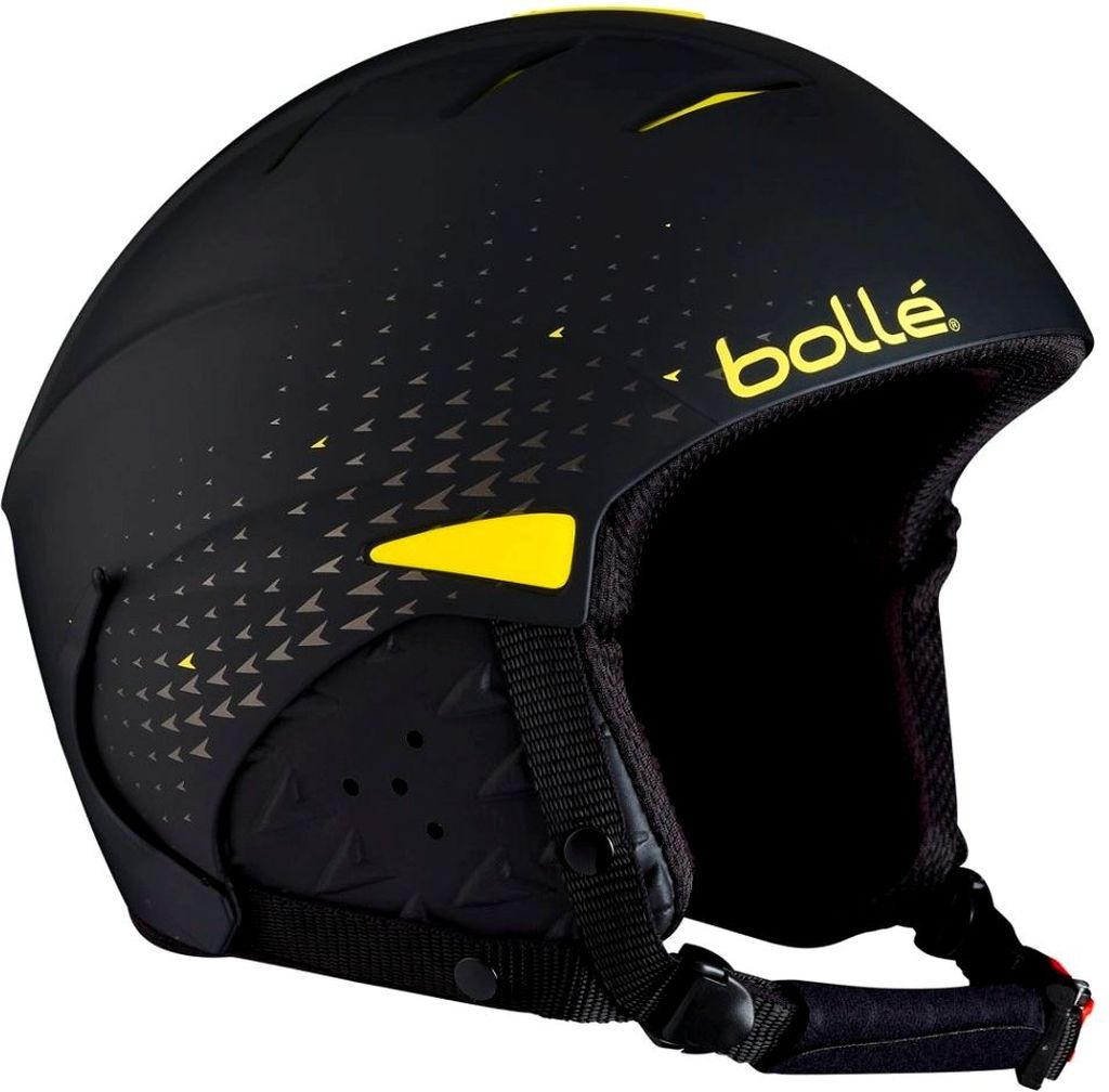 Helma Bollé SLIDE Soft Black and Yellow model 2012/13