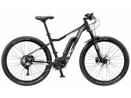 Elektrokolo KTM MACINA MIGHTY 291 XT11 SI-CX5I4 2019 Black matt (white+grey), 2019