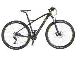 Kolo 4EVER INEXXIS 3 29 Černá/Zelená, model 2019
