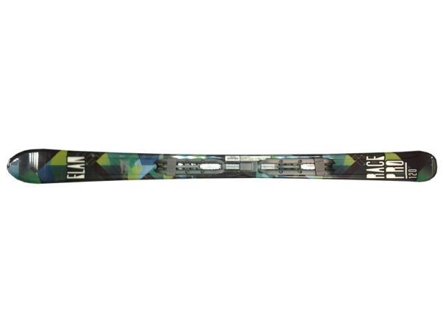 Lyže Elan QT RACE PRO Green + EL4.5 model 2012/13