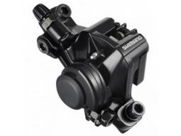 Brzda Shimano ALTUS BR-M375 kotouč zadní mech třmen polymer Ad: R160PS černá