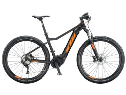 Elektrokolo KTM MACINA RACE 291 500Wh black matt (orange), 2020