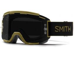 Brýle Smith SQUAD MTB Mystic Green |  Clear