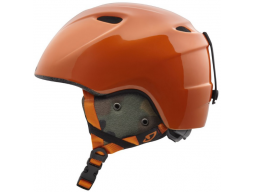 Helma Giro SLINGSHOT Orange Camo model 2013/14