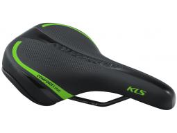 Sedlo KLS COMFORTLINE 017, toxic green