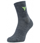 Ponožky Silvini Lattari UA1746 Charcoal-Lime