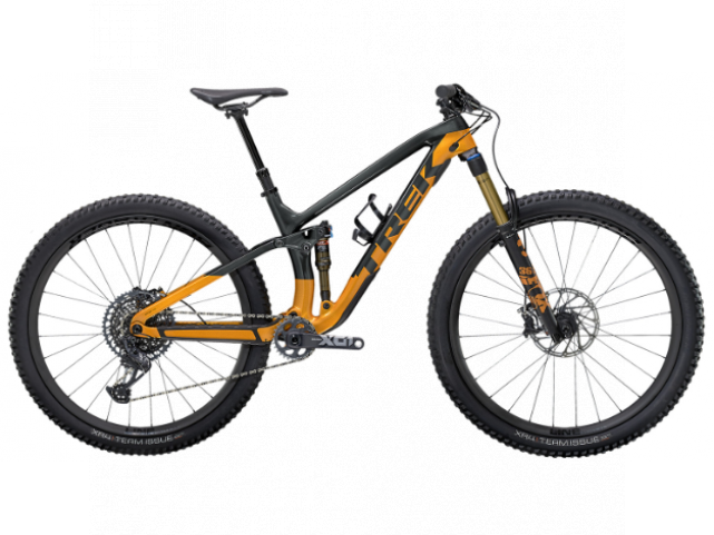 Kolo Trek Fuel EX 9.9 X01 Lithium Grey/Factory Orange, 2021