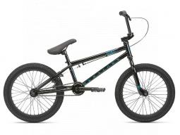 Dětské BMX kolo HARO DOWNTOWN 18 Junior Black