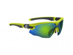 Sluneční brýle STRANGER MONO-Shiny Lime