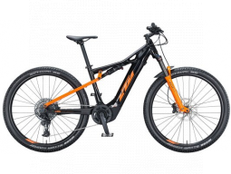 Elektrokolo KTM MACINA CHACANA 293 625Wh metallic black (orange), 2021