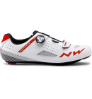 Tretry Northwave Core Plus White/Red, model 2019