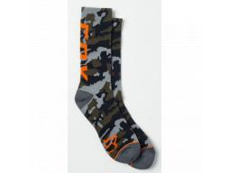 Ponožky Fox Racing Camo Cushioned Crew