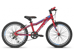 "Kolo Focus 20"" RAVEN ROOKIE 1.0 DONNA Red Matt model 2015"